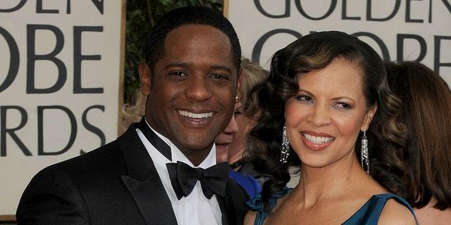 Actor Blair Underwood and his wife Desiree DaCosta are splitting after 27 anni di matrimonio.