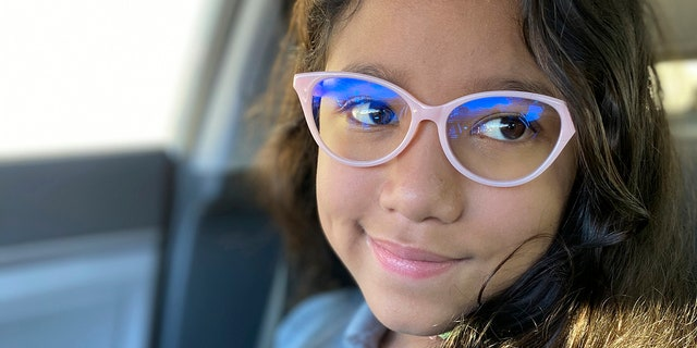 """Josselyn Kish suffered rashes, painful shingles and frequent diarrhea, said her mother, Kim Carter. """"Day care was calling me a couple times a week to come get her because she was always getting fevers."""" After the gene therapy, """"she was better right away,"""" Carter said."""