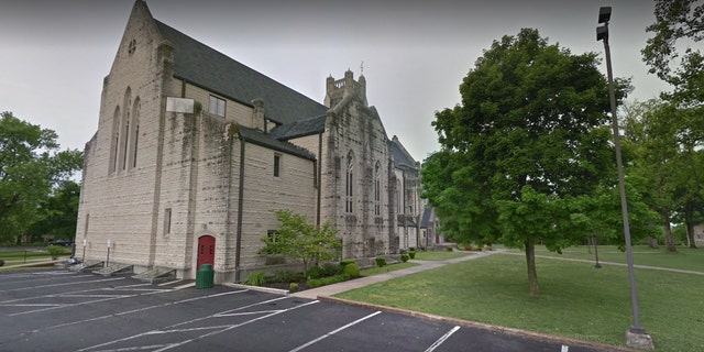 Williams Memorial Chapel, College of the Ozarks (Credit: Google Maps)