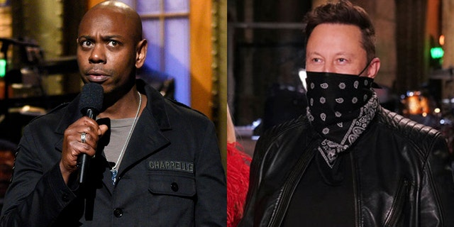 Chappelle called Musk 'incredibly kind.'