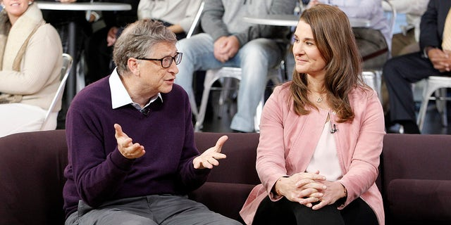 Bill and Melinda Gates divorce is 'not a friendly split,' sources allege: 'A long time in the making'.jpg