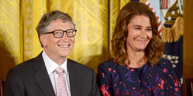 In a joint statement released Monday, Bill and Melinda Gates announced they were getting divorced.