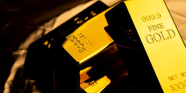 Two men were arrested this week for allegedly stealing four gold bars from a shipment at Los Angeles International Airport. Each gold bar weighs about 2 pounds and is worth about $56,000. (iStock)