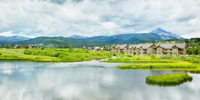 Big Sky is a community that's situated in the Rocky Mountains of southern Montana. (iStock)