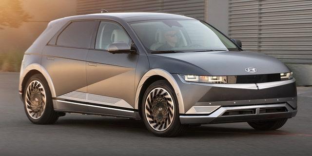 The 2022 Hyundai Ioniq 5