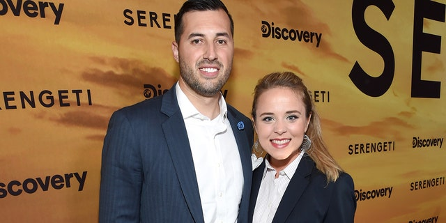 (L-R) Jeremy Vuolo and Jinger Duggar Vuolo released identical statements on Tuesday in support of TLC's decision not to renew 'Counting On.'