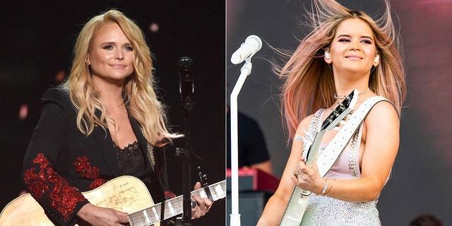 Leading nominees Miranda Lambert and Maren Morris will also perform.