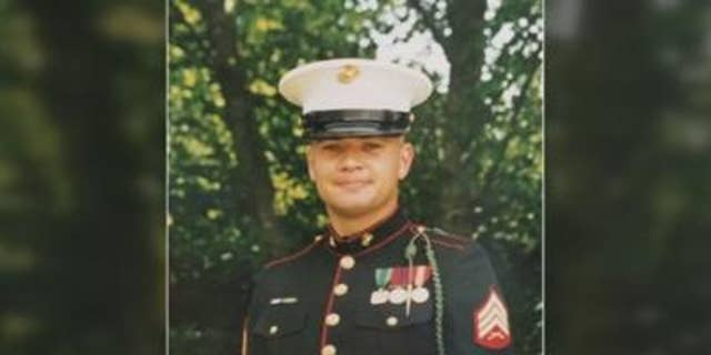 Marine Corps 1st Lt. Frederick Pokorney of Oregon was killed in Iraq in 2003.