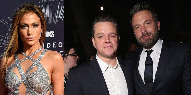 Matt Damon reacts to Ben Affleck, Jennifer Lopez rekindling romance: 'I hope it's true'.jpg