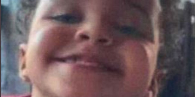 Amari Nicholson, 2, went missing on May 5. His body was found on Wednesday.