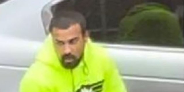 NYPD is searching for a man who allegedly beat a father and son in Queens on Saturday following a fender bender.
