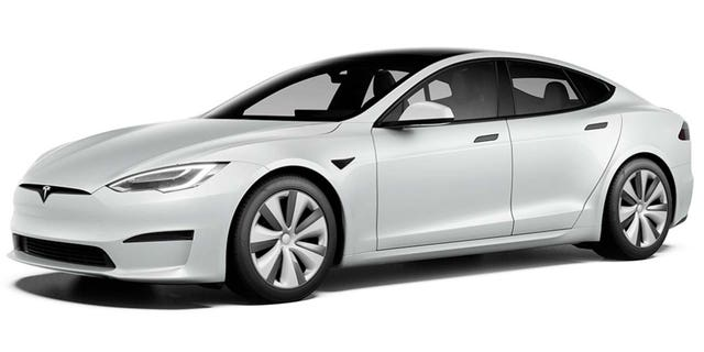 Tesla claims the Model S Plaid is the world's quickest production car.