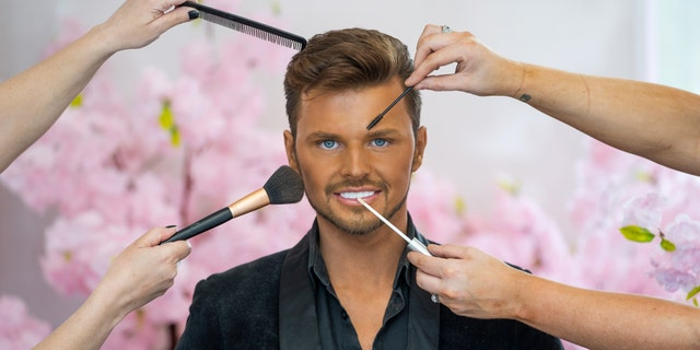 Featherstone said that even though he's received plenty of criticism online for his love of plastic surgery, he's going to keep doing what he loves.