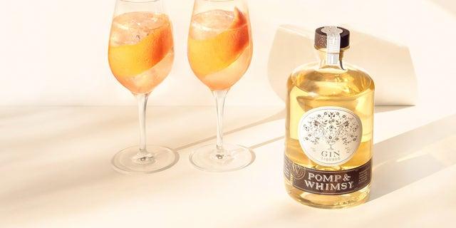 Pomp & Whimsy Gin.