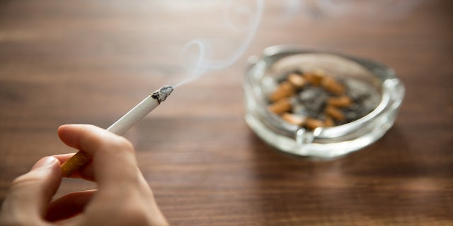 'If an individual does not become a regular smoker by age 25 years, then they are unlikely to become a smoker,' authors wrote. (iStock)