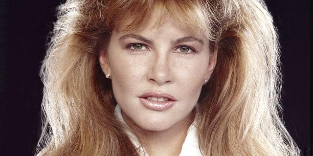 Los Angeles - CIRCA 1986: Actress Tawny Kitaen poses for a portrait in Santa Monica, California.
