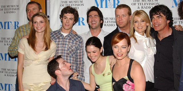 The 'O.C.' cast and crew at the 21st Annual William S.Paley Television Festival at Directors Guild of America in Los Angeles, Calif.