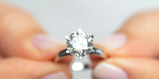 A new bride in Colorado lost her one-of-a-kind engagement ring (not pictured) on her wedding day on May 3 and is asking for help finding it. (iStock)