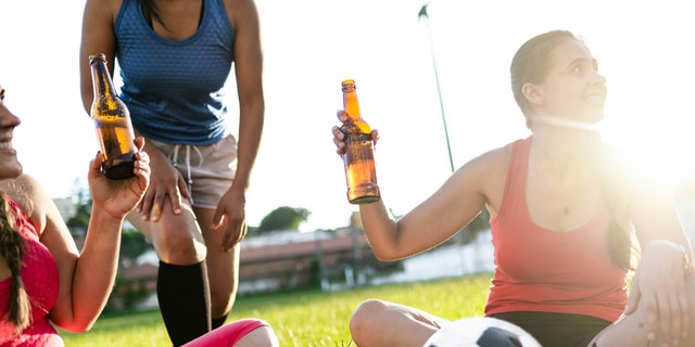 """Michelob Ultra launched a new giveaway, called the """"Ultra Beer Run,"""" on Wednesday. The brand will be giving free beer to people when they exercise this summer."""