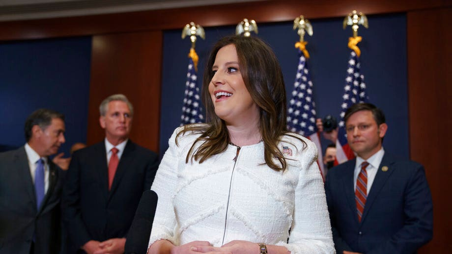 Rep. Stefanik on how she plans to fight the 'radical far-left agenda' as House GOP Conference chair