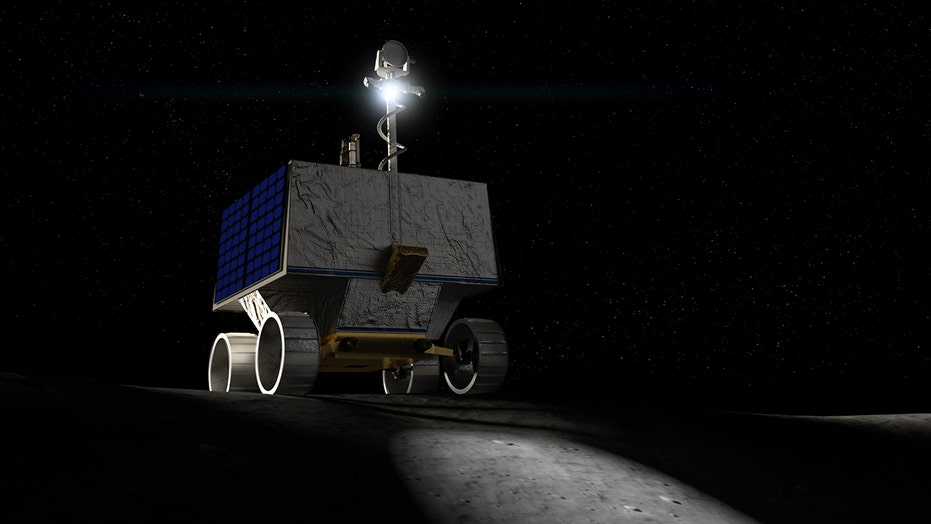 NASA's VIPER rover to look for water, resources on moon