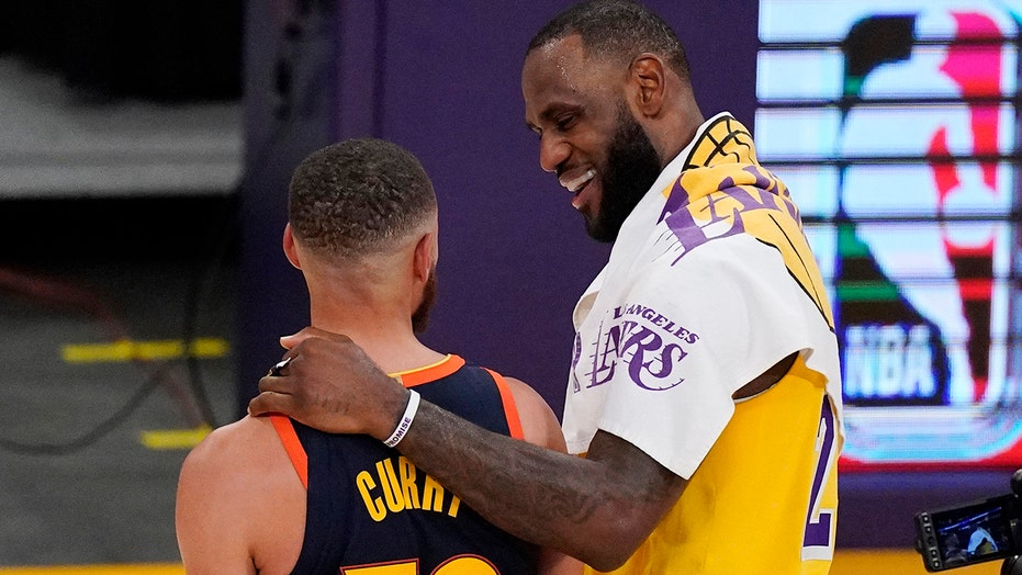 LeBron James channels Teddy Roosevelt ahead of Lakers' playoff matchup