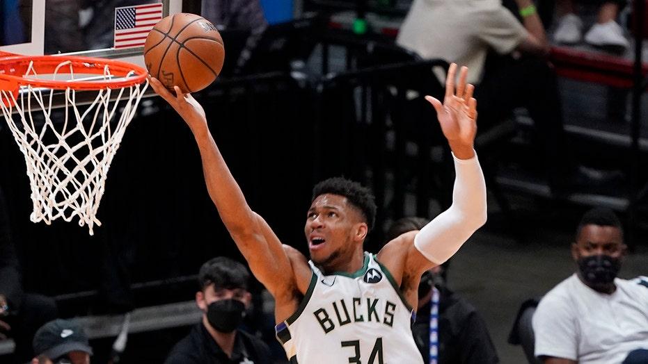 Bucks put Heat on brink, wen 113-84 vir 3-0 reeks lei
