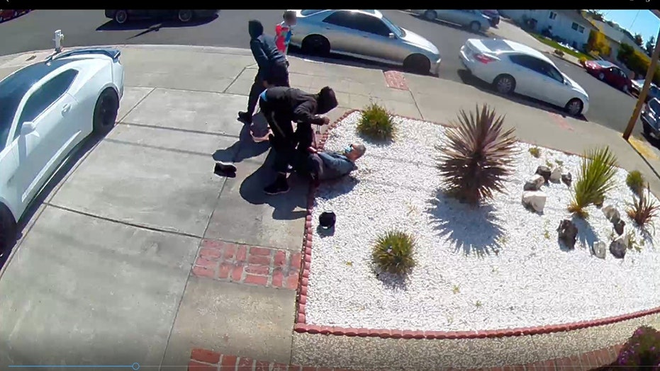 California police arrest 2 suspects, including 11-year-old boy, in robbery of elderly Asian man