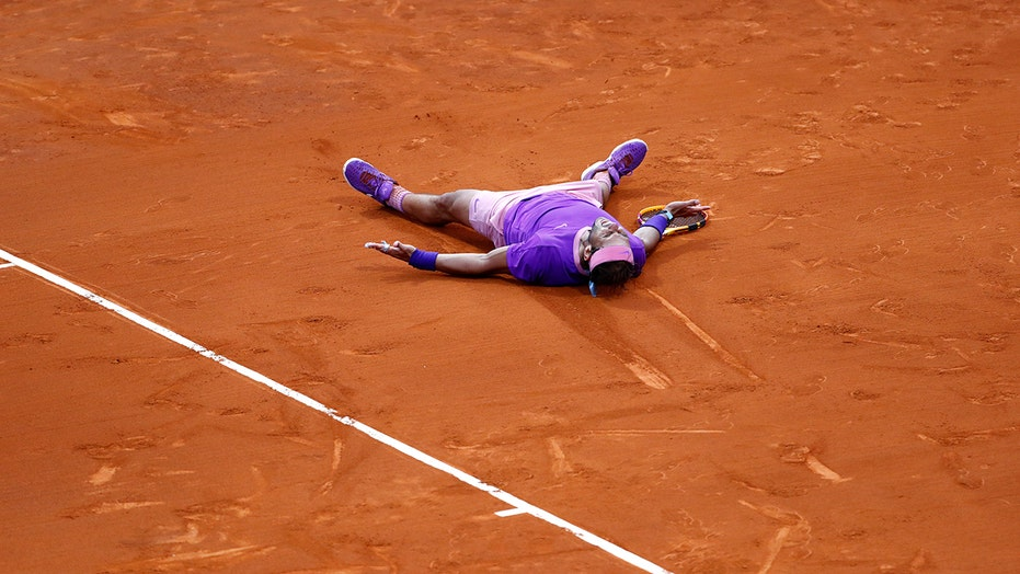 Nadal to face promising Spanish teenager at Madrid Open