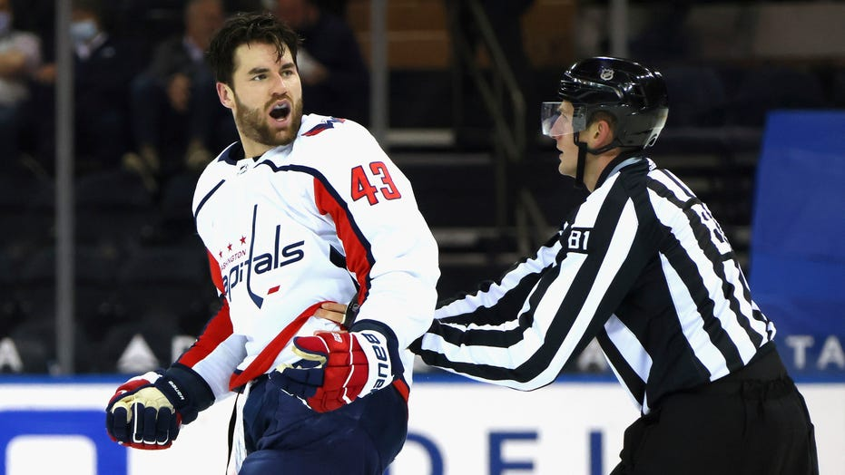 Rangers put NHL official on notice after Tom Wilson verdict: 'He is unfit to continue in his current role'