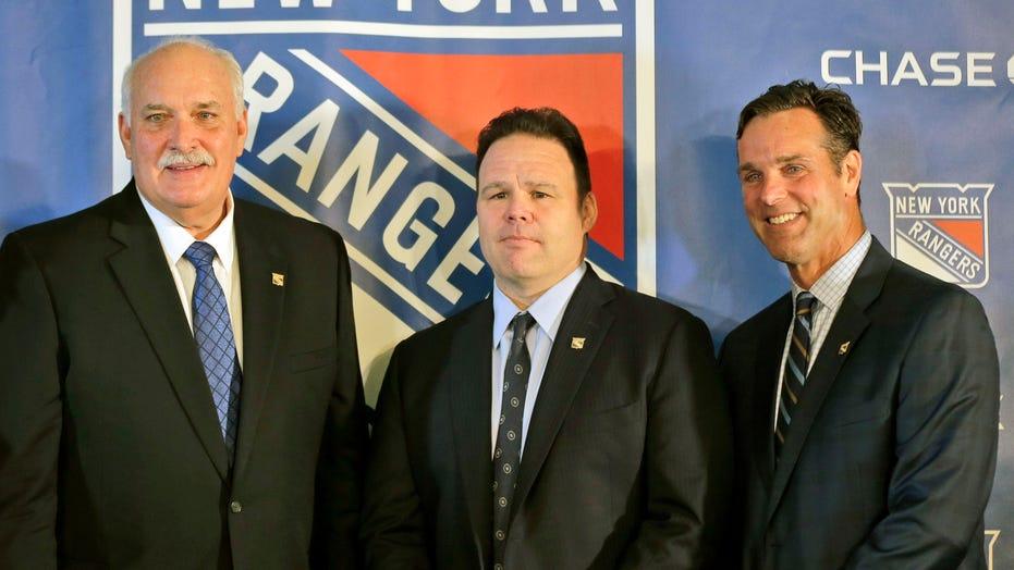 Rangers fire head coach David Quinn after three seasons