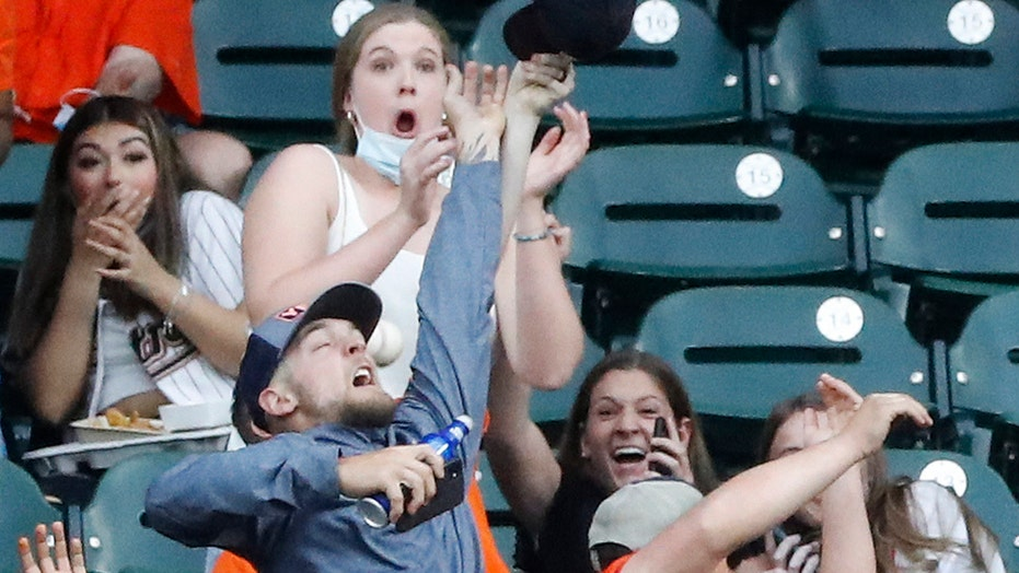 Astros to allow 100% capacity starting May 25