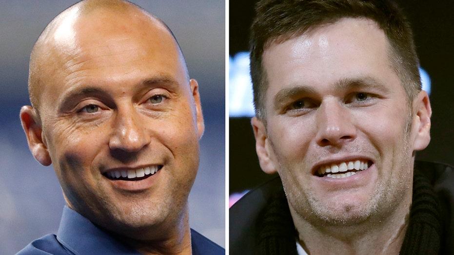 Derek Jeter sells Tampa mansion Tom Brady has been renting