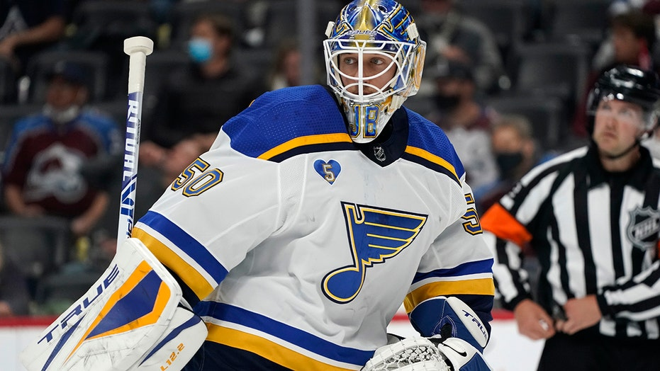 Blues report virus testing issue to NHL, expect to play Avs