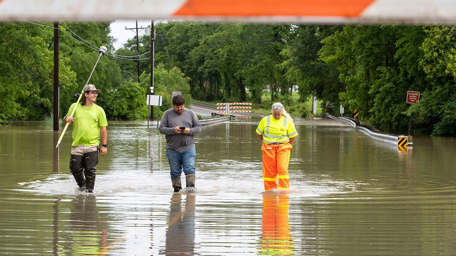 Days of threatening flooding still to come for Southern states
