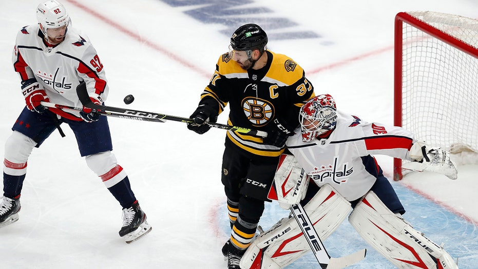 Virus positives play role in first round of NHL playoffs