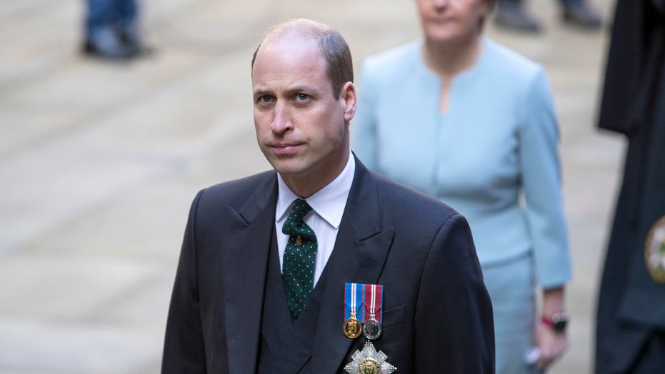 Prince William recalls 'painful memory' learning of Princess Diana's death