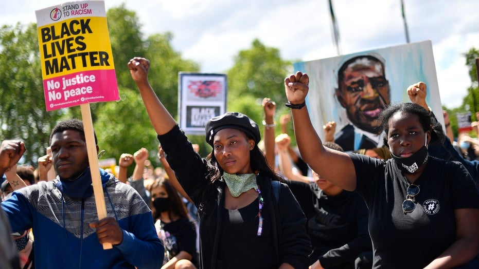 Prominent UK Black Lives Matter activist shot in head had received 'numerous death threats': party