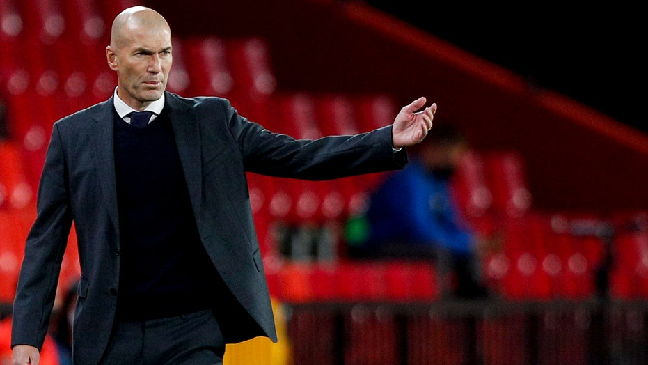 Zidane quits again as Madrid coach after winless season