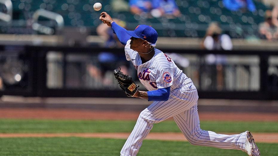Stroman leads Mets over Rockies 1-0 in doubleheader opener