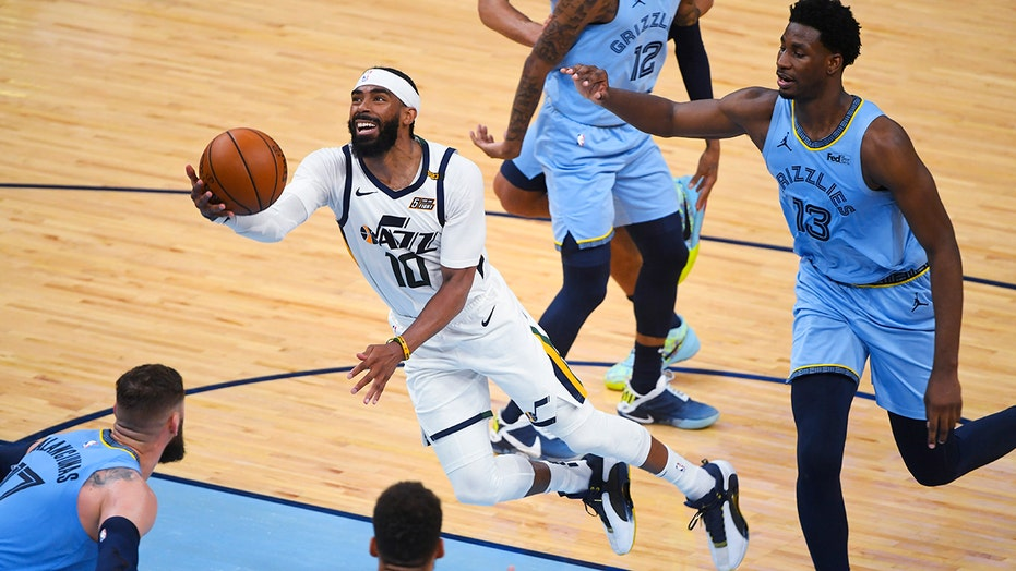 Conley now former team's villain, 76ers on verge of sweep