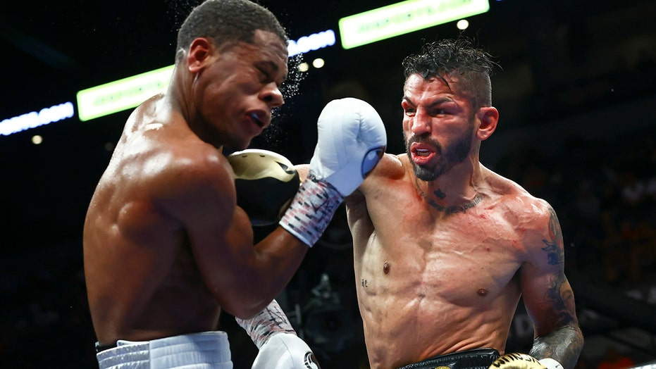 Haney keeps WBC lightweight title, beats Linares by decision