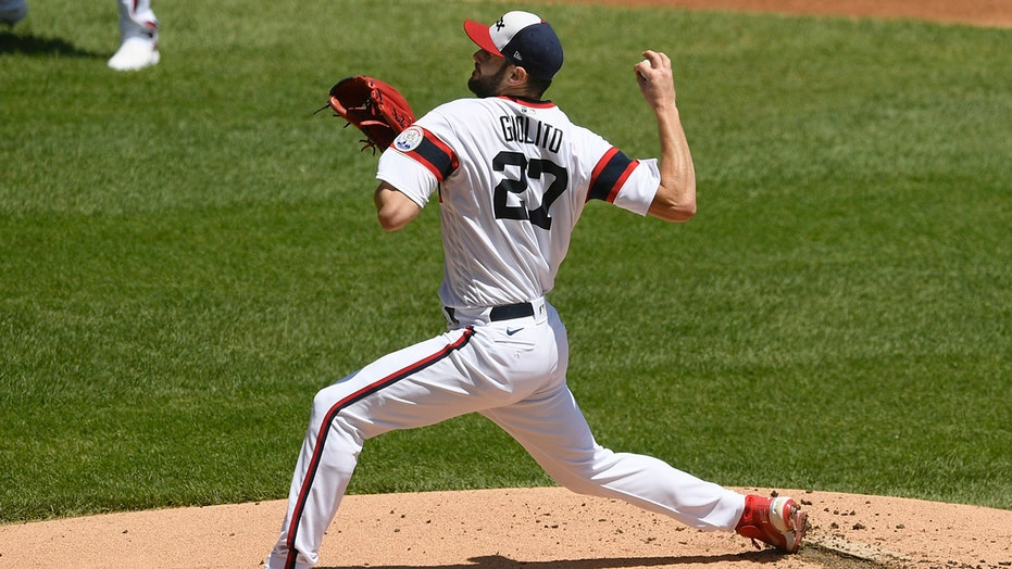 Giolito fans 12, White Sox send Orioles to 13th loss in row