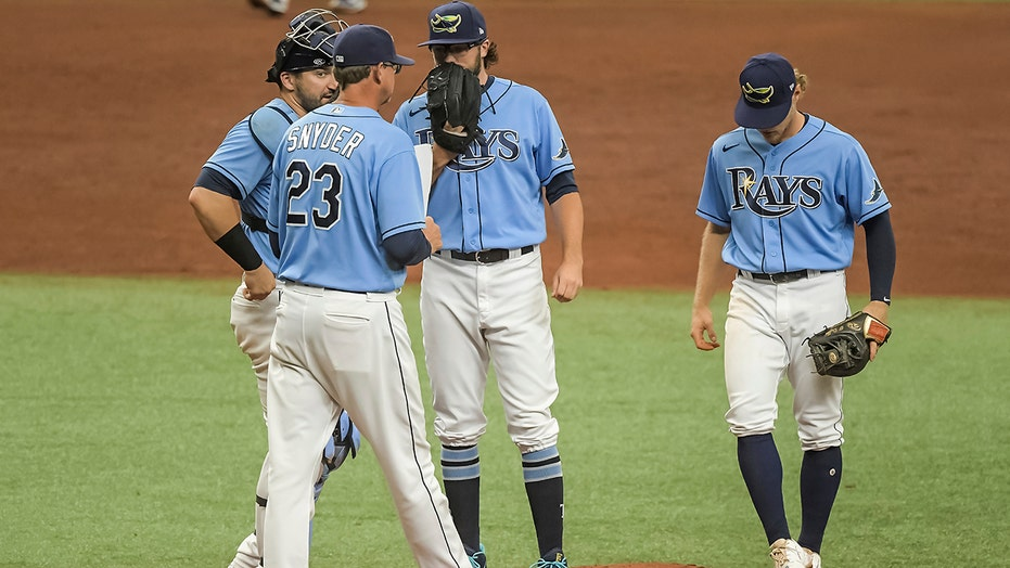 Rays beat Phillies 6-2 for 15th win in last 16 games