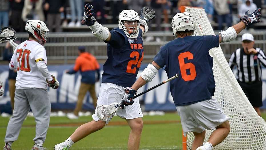 Virginia beats Terps 17-16 to repeat as NCAA lacrosse champ