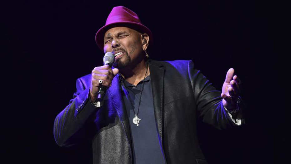 R&B singer Aaron Neville says he's retiring from touring
