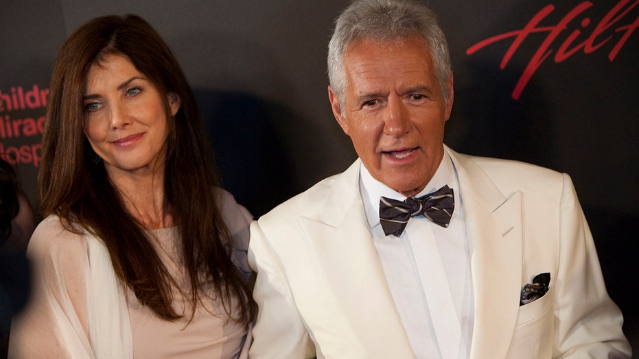 Alex Trebek's wife, Jean, discusses his charitable work and desire to be 'part of the solution'