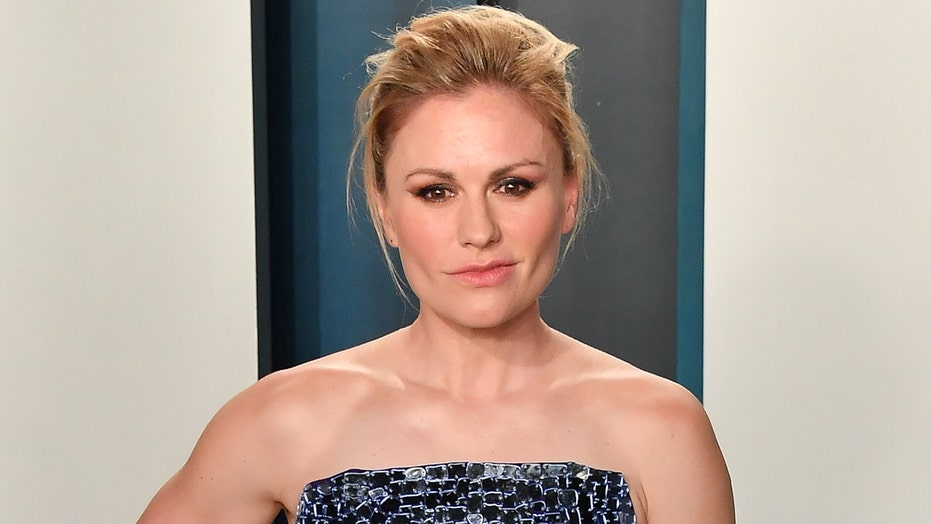 Anna Paquin slams critic who said bisexual actress is 'conventionally married to' a man