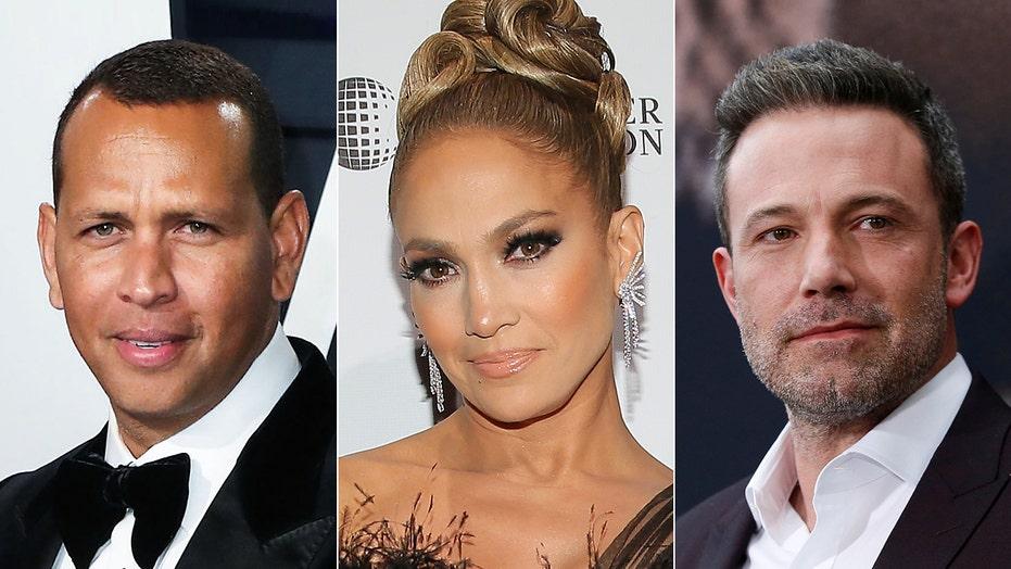 Alex Rodriguez seemingly shades Ben Affleck as actor reunites with Jennifer Lopez