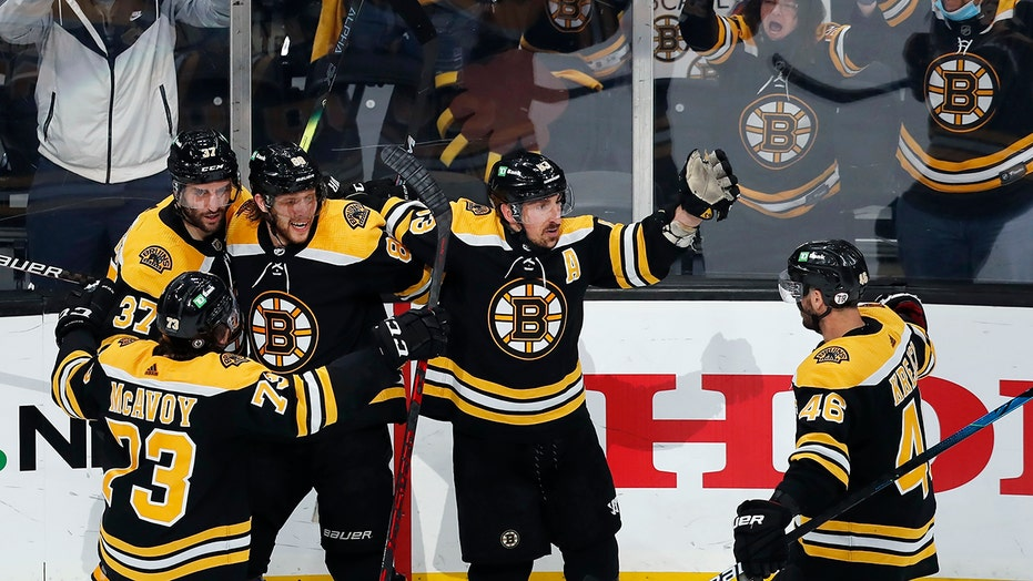 Bruins score 3 PPG, beat Capitals 4-1 for 3-1 series lead